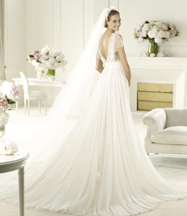 Svadobné šaty ELIE SAAB - kolekcia 2013