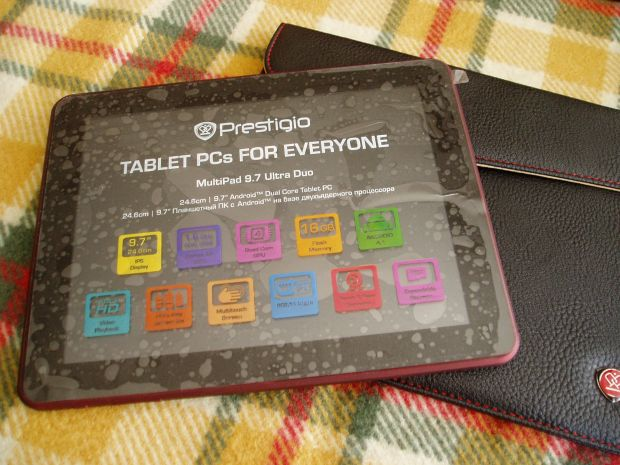 Tablet Prestigio MultiPad 9.7 Ultra duo