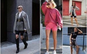 Cyklistické kraťasy: Máš už túto módnu vychytávku vo svojom šatníku?