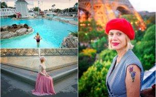 67-ročná blogerka Linda Malys Yore: Žije si svoj cestovateľský sen
