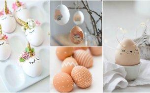 DIY veľkonočné kraslice: Nápady, ktoré stoja za povšimnutie!
