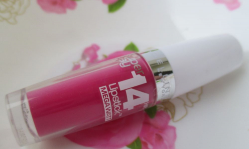 TEST: MAYBELLINE SUPER STAY 14 H