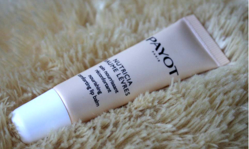 TEST: Payot - Nutricia Baume Levres - balzam na pery