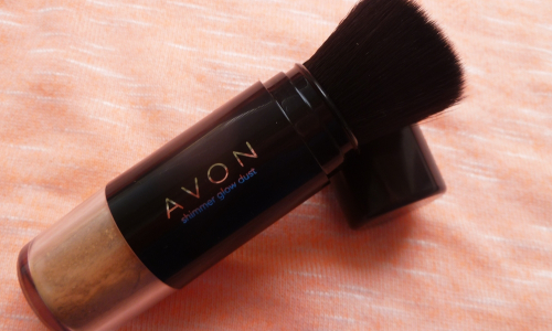 TEST: AVON – Shimmer Glow Dust