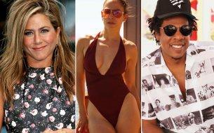 Aniston, Lopez či Jay Z: Neuveríš, čo spája tieto svetové celebrity!