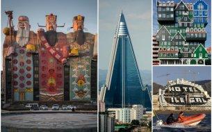 Najbizarnejšie hotely na svete: Už si o nich počula?