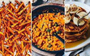 Najlepšie recepty z batatov: Skvelá príloha, dezert aj hlavné jedlo!