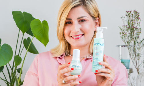 TEST: Odličovacia emulzia a sérum Declaré Probiotic Skin Solution