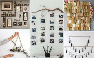 Ako zútulniť domov? Vyskúšaj tieto DIY dekorácie na stenu!