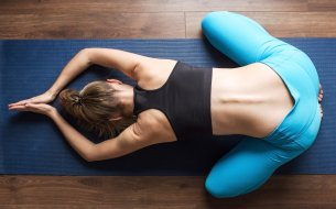 Powerjoga pre posilnenie a spevnenie celého tela: Pár minút ťa vzpruží!
