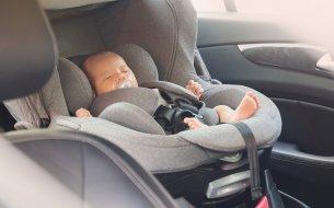 Ako vybrať prvú detskú autosedačku? Drž sa niekoľkých zásad!