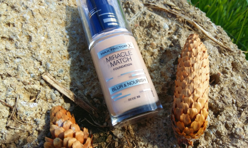 TEST: Max Factor – Miracle Match – make-up (30 ml)