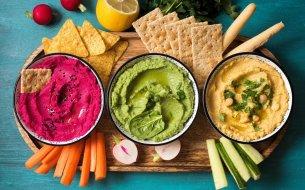 Domáci hummus 5-krát inak: Skúsiš cviklový, pikantný či sladký?