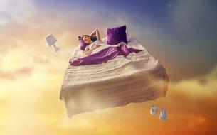 TOP zaujímavosti o snoch: Neuveríš, koľko zo života presnívaš!