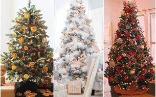 Vianočné stromčeky 2019: Aké farby a ozdoby sú tento rok trendy?