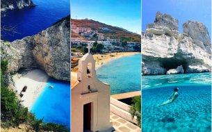 Najkrajšie grécke ostrovy: Ktorý si vybrať pre nezabudnuteľnú dovolenku?