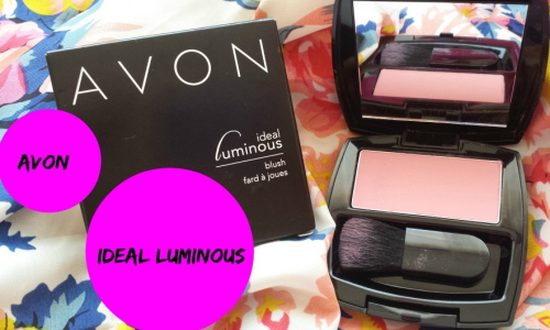 TEST: Avon - Ideal Luminous lícenka