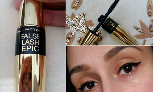 TEST: MAX FACTOR False Lash Epic – maskara