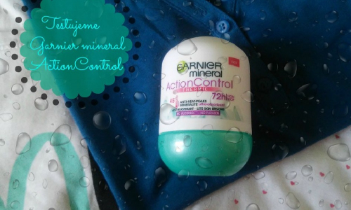 TEST: Garnier Mineral Action Control Thermic 72h dámsky roll-on