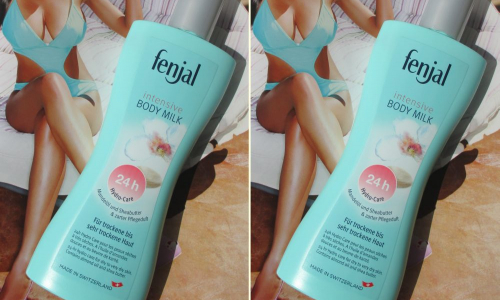 TEST: FENJAL - Body Milk