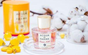 TEST: Acqua di Parma Peonia Nobile Eau de Parfum