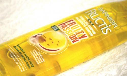 TEST: Garnier Fructis Fruity Passion