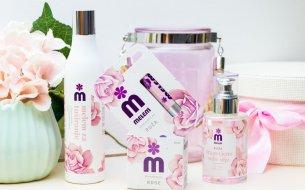 Súťaž o MELEM kozmetiku s extraktom z ruží v hodnote 43,50 €