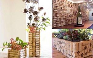 DIY dekorácie z korkových zátok: Inšpirácie, ktoré sa oplatí vyskúšať!
