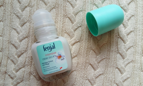 TEST: Fenjal - Creme deo roll-on – dezodorant