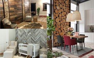 Drevo na stene ako novodobý trend: Podľahneš mu?
