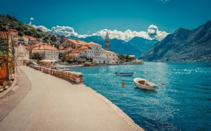 Tip na dovolenku: Úchvatná Čierna Hora - tú musíš navštíviť!