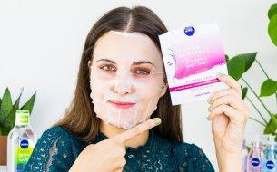 VIDEO: 10-minútová rozjasňujúca textilná maska URBAN SKIN od značky Nivea