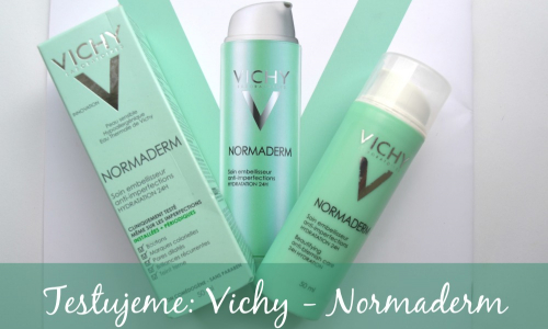TEST: Vichy - Normaderm