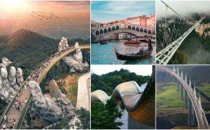 Najzaujímavejšie a najkrajšie mosty na svete: Spoznaj 8 architektonických skvostov!