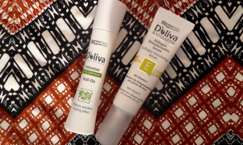 TEST: Doliva - Kollagen Serum a Intensive Eye-Contour Roll On