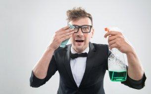 Kedy a ako čistiť dioptrické okuliare? Nosia nebezpečné baktérie!