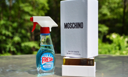 TEST: Moschino vôňa FRESH COUTURE