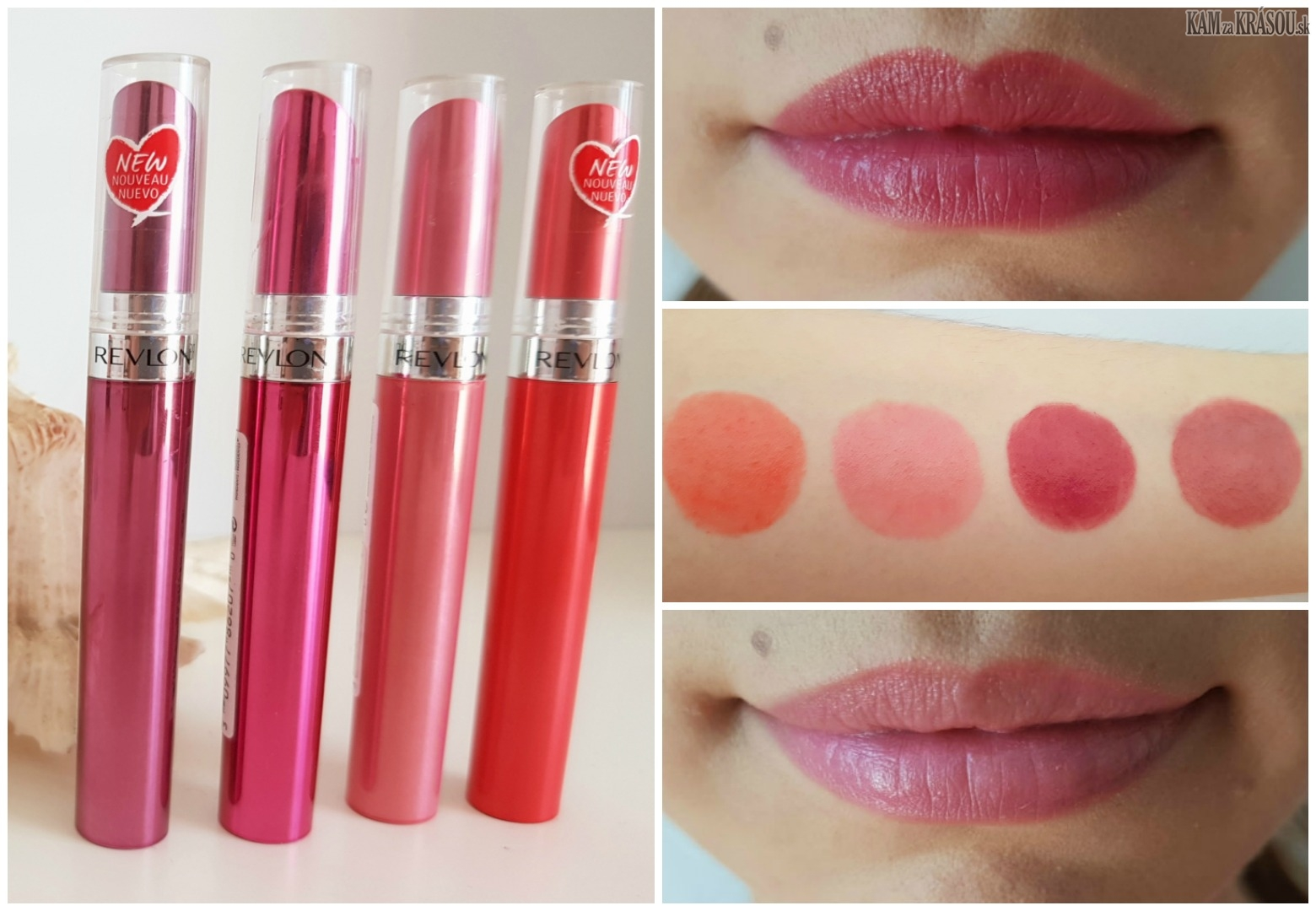 Revlon Utra HD Gel Lipcolor