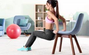 Efektívne a lacné cvičenie so stoličkou: Odteraz už žiadne výhovorky!