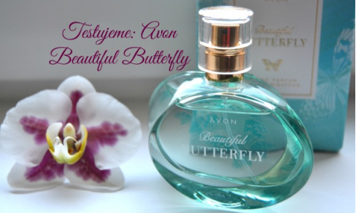 TEST: Toaletný parfum Avon  - Beautiful Butterfly