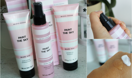 TEST: Mary Kay Paint the Sky