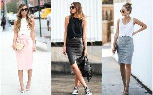 Elegantná puzdrová sukňa: Nesmrteľný kúsok ako základ šatníka