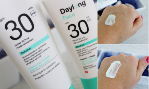 TEST: Daylong™ Sensitive Gel-Krém SPF 30 a Gel-Fluid SPF 30