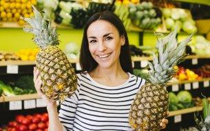 Ako si vybrať ananás, ktorý je zrelý? Jediný trik, ktorý potrebuješ ovládať!