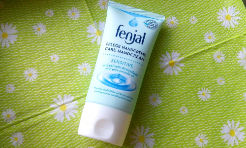 TEST: FENJAL SENSITIVE KRÉM NA RUKY
