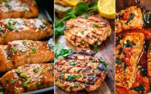 Hľadáš zdravý recept na lososa? Vyber si z týchto 3!