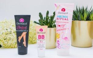 Vyhraj 3x Dermacol tónovací krém, sprchový gél a telový make-up