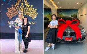 12-ročná make-up artistka Natthanan z Thajska a jej nové BMW za nemalé peniaze