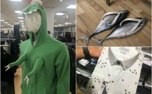 Šialené módne kúsky, ktoré sa predávajú: A to si kto kúpi?!