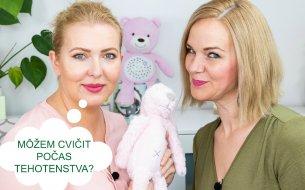 Dula Lucia Vančo: Cvičenie v tehotenstve – áno či nie?!